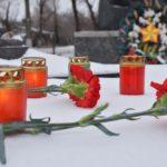 Жители Первомайска провели акцию памяти в честь Дня неизвестного солдата