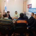"""Алчевское терротделение """"Мира Луганщине"""" провело встречу с сотрудниками одного из градообразующих предприятий"""