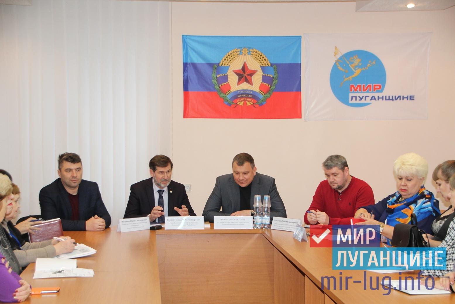 Руководство минкомсвязи провело прием граждан в Кировске 1