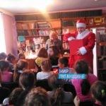Маленьких жителей Фащевки поздравили с Днем Святого Николая