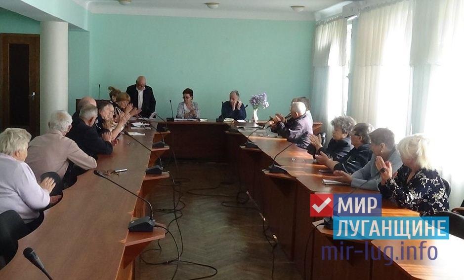 Ветераны Кировска отчитались за год 1