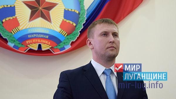 Формирование молодежного парламента ЛНР начнется в марте – Денис Мирошниченко 1