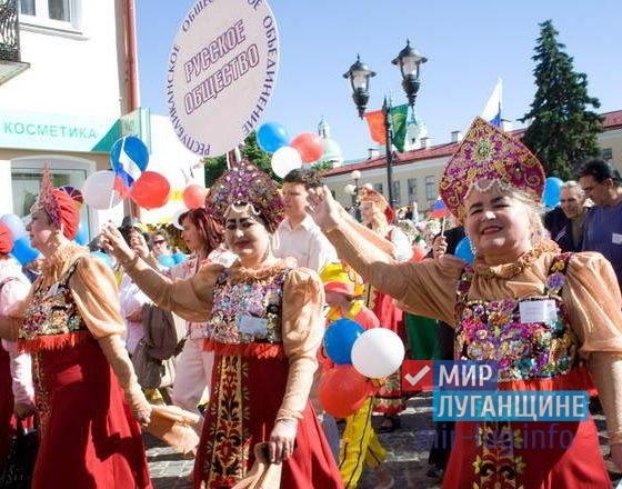Артисты ЛНР и РФ в 2018 году реализовали более 180 культурных мероприятий в рамках международного сотрудничества 7