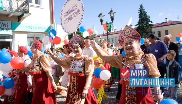 Артисты ЛНР и РФ в 2018 году реализовали более 180 культурных мероприятий в рамках международного сотрудничества 1
