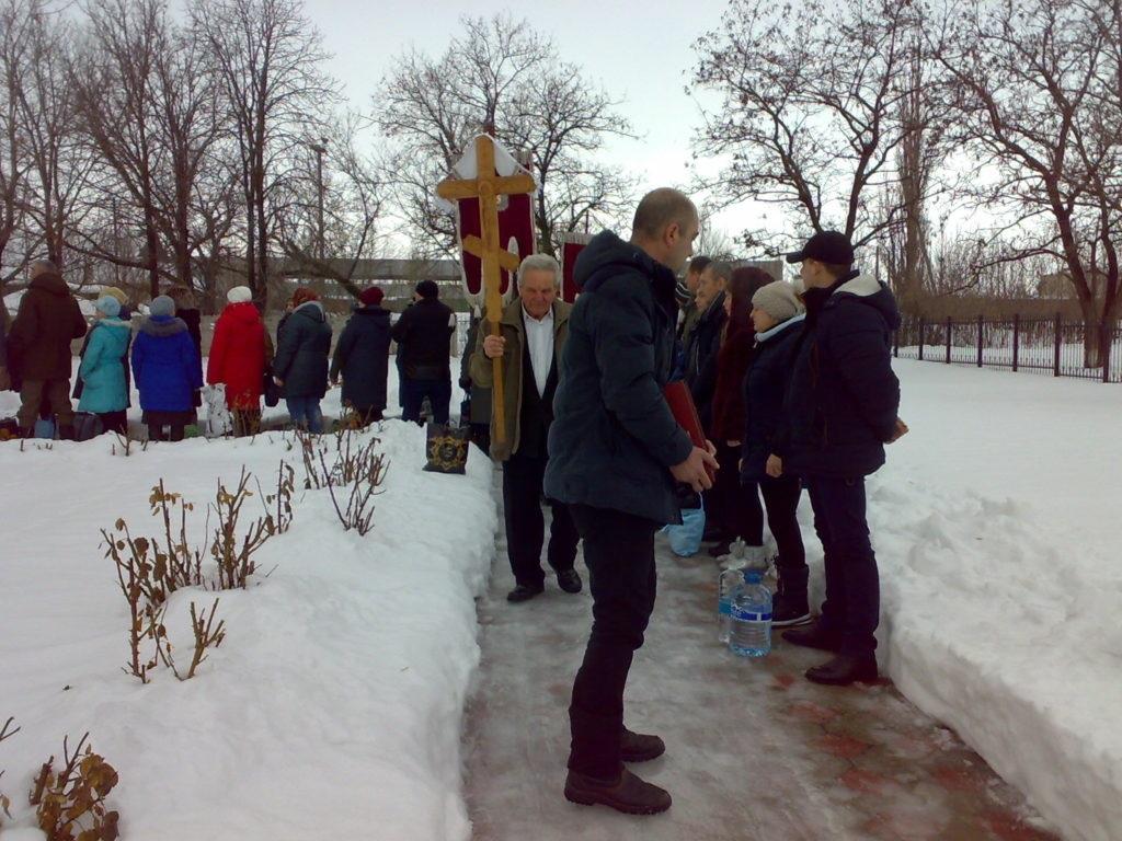 Крещенские купания прошли по всей территории ЛНР 9