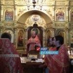 В день студента в Алчевске прошел молебен
