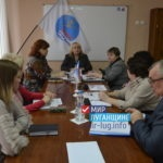 В Лутугино министр труда и социальной политики провел прием граждан