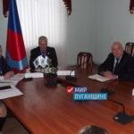 Руководство Минсельхоза провело личный прием граждан в Краснодоне