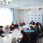 Глава Минстроя и ЖКХ провел личный прием граждан в Первомайске