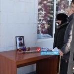 Жители  Первомайска почтили память народного мэра города Евгения Ищенко