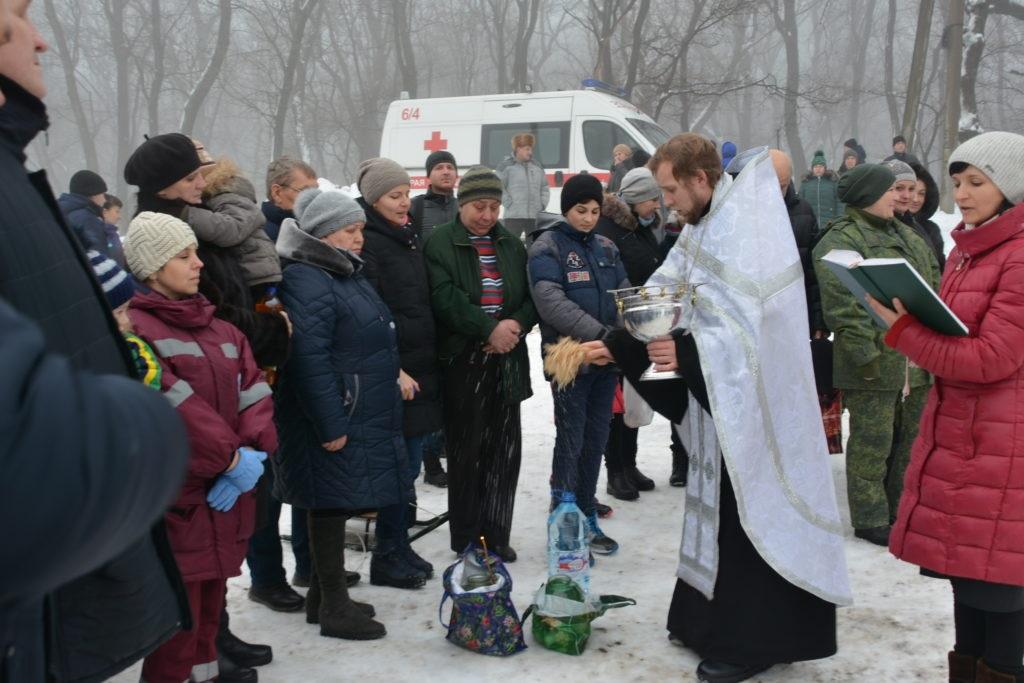 Крещенские купания прошли по всей территории ЛНР 6