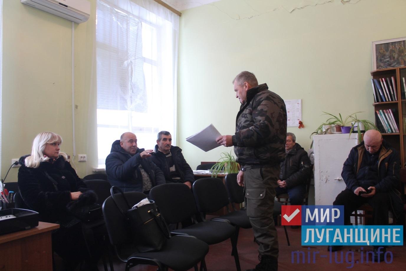 Ветераны Перевальска провели встречу с активом 1