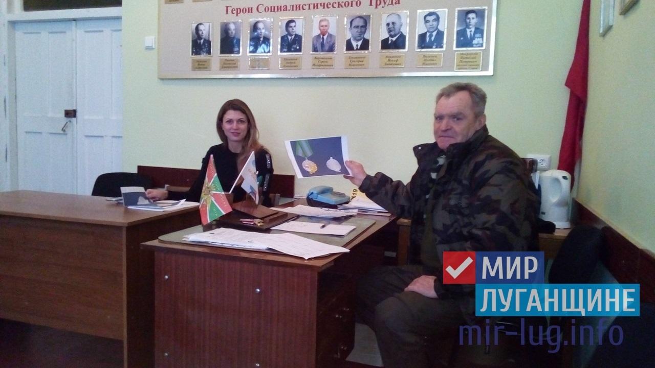 Совет Ветеранов Перевальска провел заседание 1