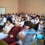Глава Краснодонщины встретился с коллективом Краснодонской больницы