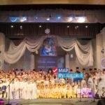 Рождественский городской фестиваль духовной музыки прошел в Ровеньках