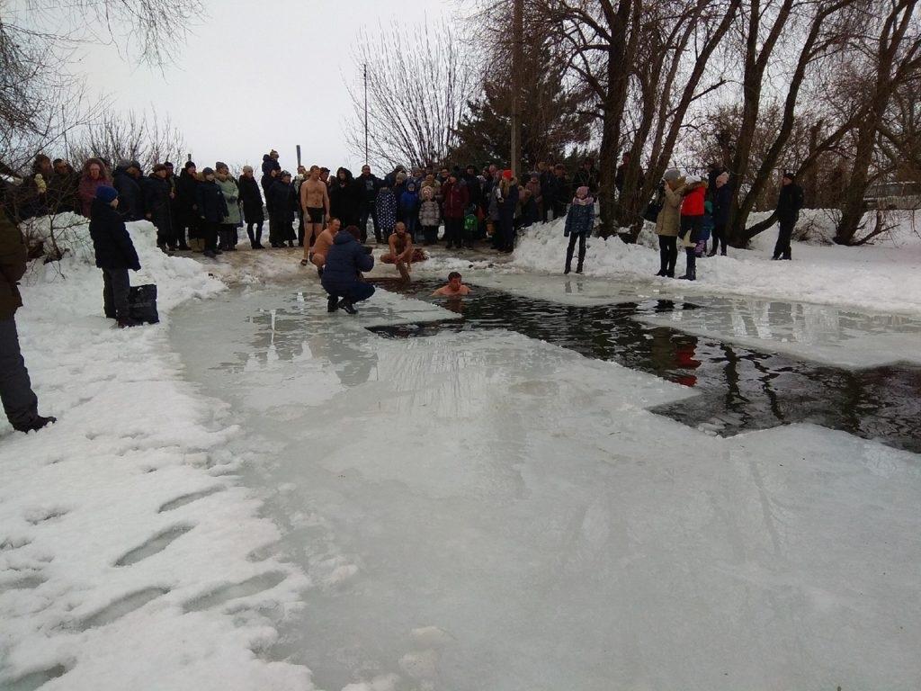 Крещенские купания прошли по всей территории ЛНР 3