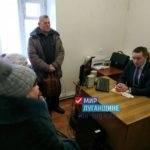 Депутат Народного Совета Андрей Губарев провел прием граждан в Ирмино