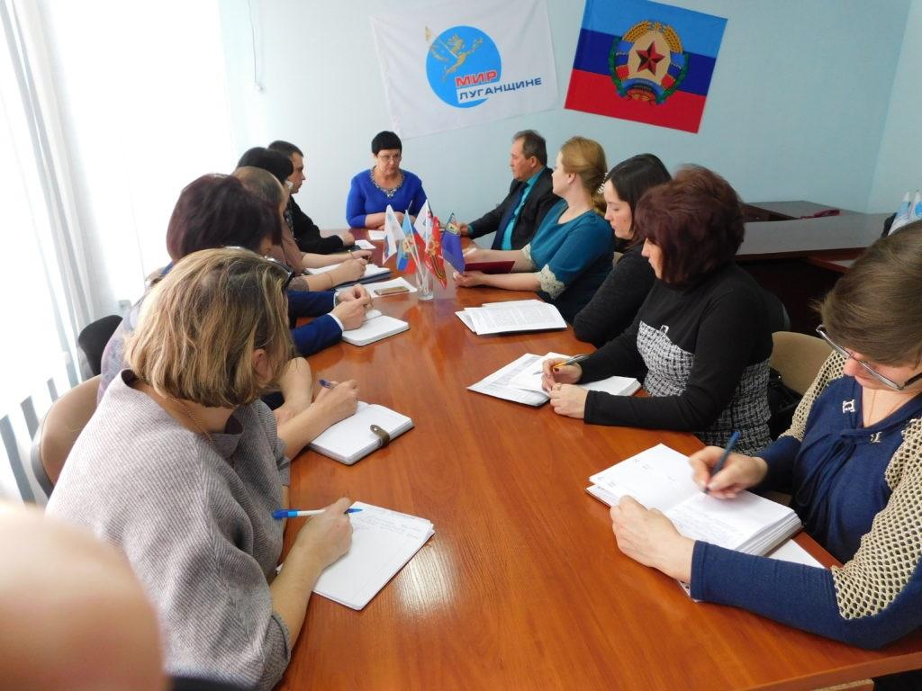 Личные приемы граждан прошли в Стаханове, Антраците, Славяносербске и Брянке 2