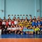 Турнир по мини-футболу прошел в Первомайске