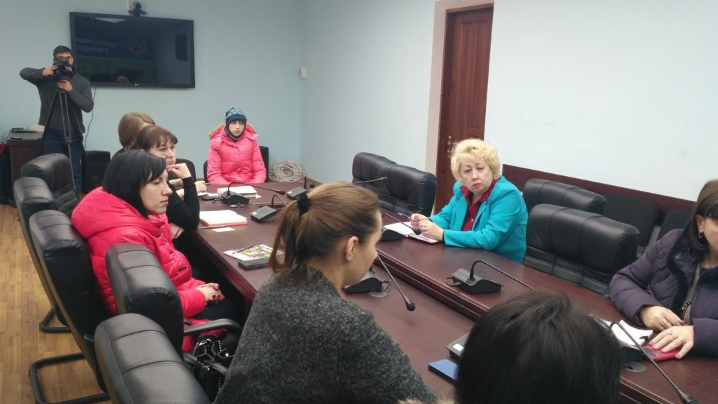 В Славяносербске, Антраците, Кировске и Стаханове прошли личные приемы граждан 2