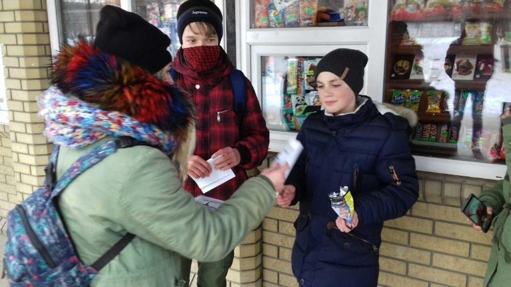 Акция «Наведем порядок в городе и на планете» прошла в Кировске 1