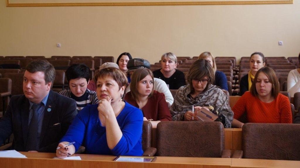 Кустовые сборы теротделений «Мира Луганщине» прошли в Перевальске 4