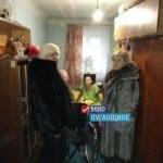 «Мир Луганщине» передал инвалиду кресло каталку