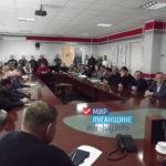 «Мир Луганщине» провел встречу с трудовым коллективом шахтоуправления «Суходольское-Восточное»