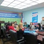 Уполномоченный по правам ребенка ЛНР провела прием граждан в Антраците