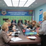 Представитель Минюста провел прием граждан в Антраците
