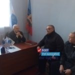 Депутат Народного Совета ЛНР провел личные прием граждан в Краснодоне