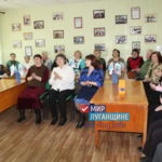 В Славяносербском центре соцобслуживания населения прошел праздничный концерт