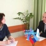 В Стаханове состоялся выездной прием Министра финансов ЛНР