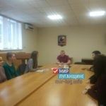 """Активисты Перевальского отделения """"Молодой гвардии"""" обсудили план работы на март"""