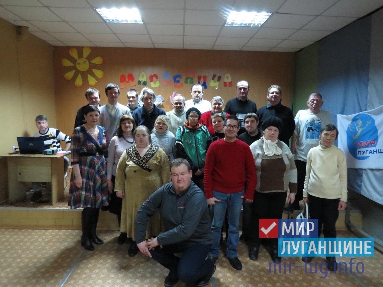 В Краснодонском комплексном центре соцобслуживания населения прошел праздничный концерт 1