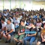 Во второй день форума «Жара» молодёжь узнала о правовых основах волонтёрства