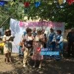 Ветераны поселка Урало-Кавказ организовали праздник для всех желающих жителей района