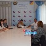 Депутат Народного Совета ЛНР обсудила проблемы города с жителями Первомайска