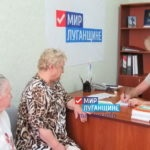 Глава Администрации города Стаханова Сергей Жевлаков провёл приём граждан