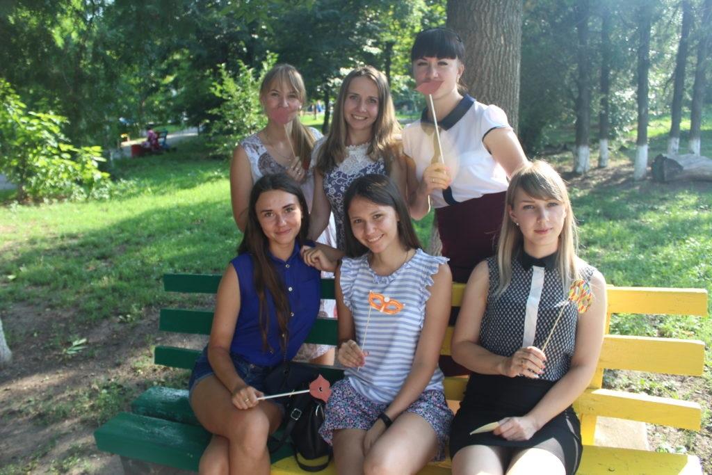 «Дружба – это…»: в Славяносербске прошла молодежная акция 3