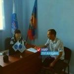 Депутат Народного Совета ЛНР обсудила проблемы города с краснодонцами