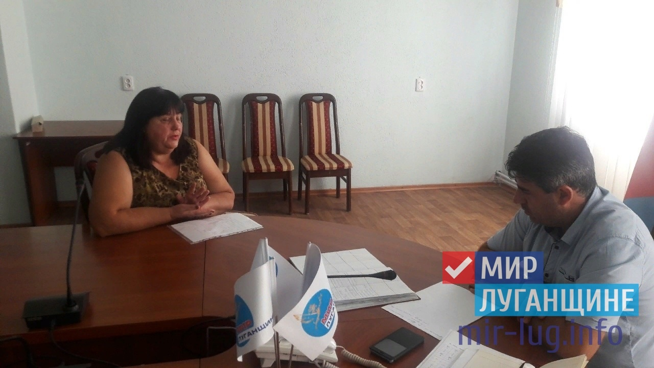 Заместитель Главы Администрации Краснодона провел личный прием граждан 1