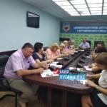 Глава Администрации Антрацита Сергей Саенко провел прием граждан