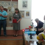 Встреча в честь 77-летия создания подпольной молодежной группы «Елочка»