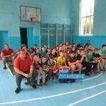 Представители духовенства встретились с молодежью города Ровеньки