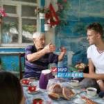 Молодежь Краснодона посетила ветерана Великой Отечественной войны
