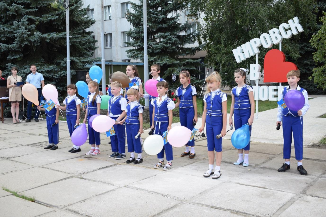 Ко Дню города в Кировске открыли арт-объект 1