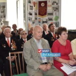 Ветеранов шахтерского труда чествовали в Стаханове