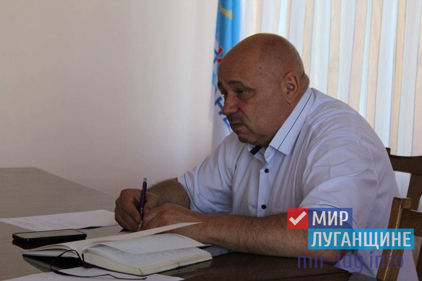 В Кировске прошёл приём граждан 1