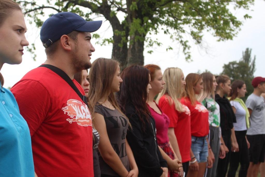 Активисты проекта «Молодая Гвардия» приняли участие в кустовых сборах 1